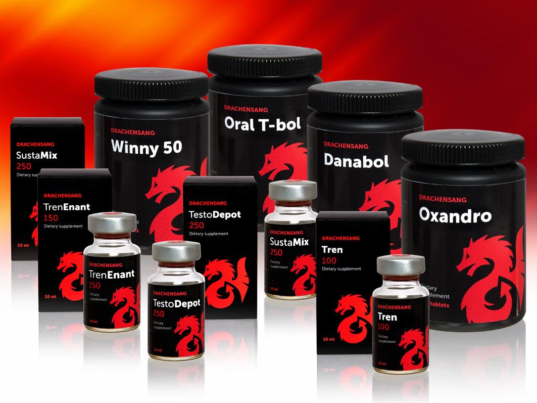 Oxandro, Oxandrolon - Oxandrolon, Dianabol, Testosteron